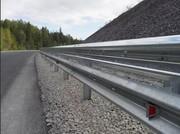 Дорожные металлические барьерные ограждения  - foto 1