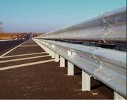 Дорожные металлические барьерные ограждения  - foto 2